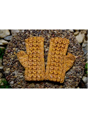 Bamboo Fingerless Glove