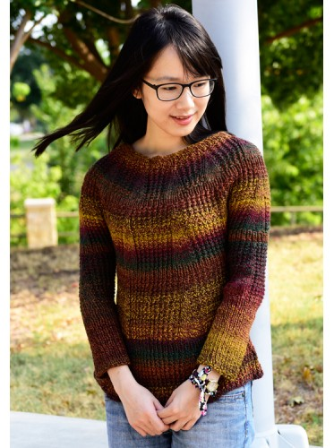 Broken Rib Sweater