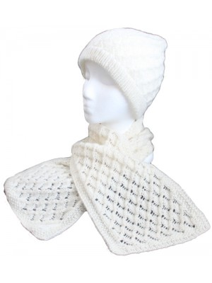 Milanese Hat & Scarf
