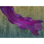 Sinuous Shawl